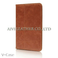 For Ultimate brown iPad Mini Accessory Pack, Premium leather case for iPad Mini