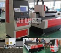 2015 Alibaba Express 500W 1000W stainless steel fiber laser cutting machine price