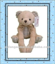 Lovely Bear Stuffed Toy with Magnet and Long Arms