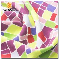 Pure Custom Digital Print Silk Fabric By The Yard