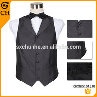 New Trend Fashion polyester young mens fashion vest