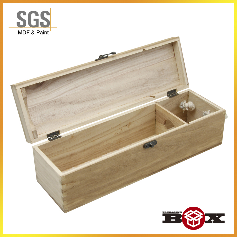 wholesale high quality luxury used wooden wine crates