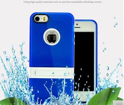 Protective Shell Case Cover For iphone 6 with stand holder