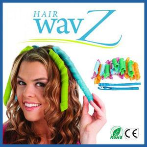2014 новый красочный волос Wavz как видно по телевизору