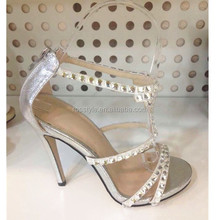 2015 ladies sandal shoes new arrival 2015 women shoes/sexy fabulous wedge sandals no moq custom made shoes