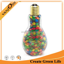 Wedding Favor Light Bulb Jar Glass Jar 100ml