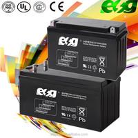 Sealed Lead Acid Battery AGM 12v 150ah dry battery