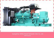 suitable power equipment for factory 900KVA at 50Hz 400V