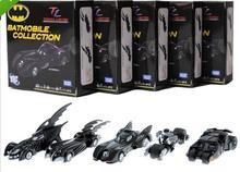 dc Batman set 5 Batmobile collezione auto