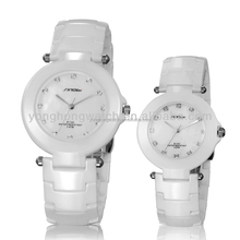 New Arrvial Vogue wholesale Fashion band Ceramic Watch