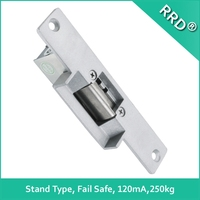 RRD LOCK ES1343 special material Copper enameled wire electric strike lock door for access control system