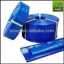 AGL PVC blue Lay Flat Irrigation hose