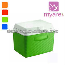 19L portable plastic outdoor ice chest