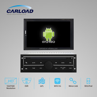 7in touch screen 2 din car dvd player for mitsubishi 1200 with GPS, iPOD, TV, RDS, Wifi, 3G, mirror functions
