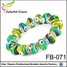 2014 handmade jewelry from alibaba,greek evil eye bracelet