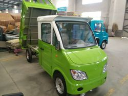 four wheel green-white tricycle cargo on hot selling