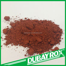 Inorganic Pigment Stylesynthetic iron oxide brown emulsion paint for interior walls pigment oxide powder