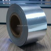 glossy transferred aluminum foil paper board for cigarette box