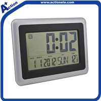 Classic Large Digital Table/Wall Alarm Clock with Calendar