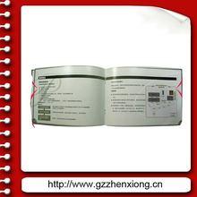 china fcatory de producción de impresión manual para venta al por mayor