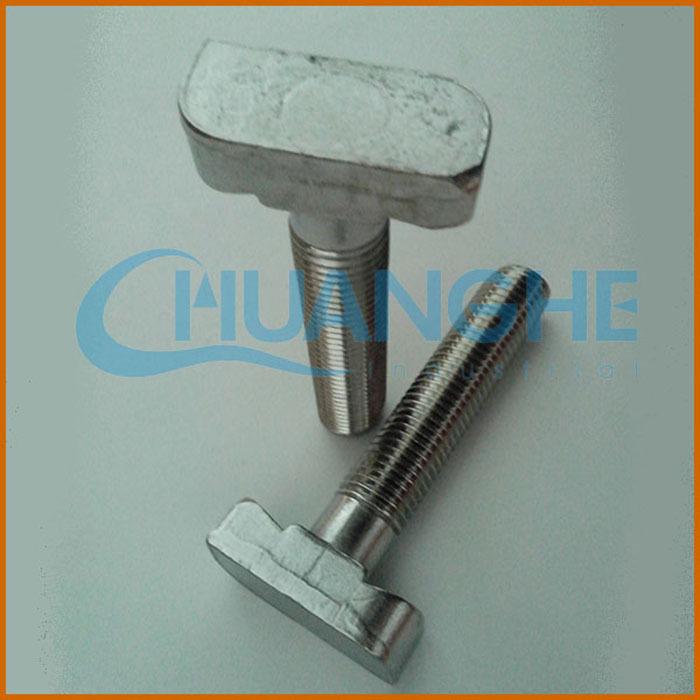 Grade 12.9 High strength Carbon Steel Hexgonal Shear Bolt