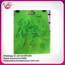 Hot sale top quality best price shopping bag with logo