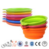[Grace Pet] Bamboo Silicone Pop-Up dog Travel Bowl