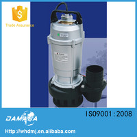 3Hp Sea water drain stainless steel submersible sewage pump