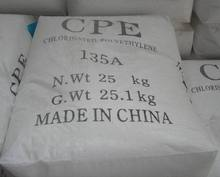 impact modifier for PVC products chlorinated polytheylene CPE135A