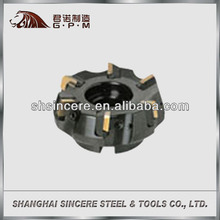 CNC Face Milling cutter turning tool holder indexable face milling cutter
