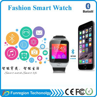 Bluetooth watch manufacturer OEM smart phone watch smartphone top seller android & IOS phone watch
