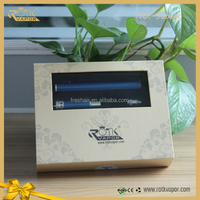 Shenzhen supplier subego e cigaertte Temperature control kits ecig battery Vape starter kits wholesale vaporizer pen