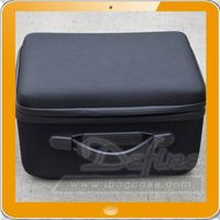 Capacity Double-layer Storage Carry EVA molded Case For Gopro HD 3/3+/4 Camera