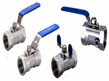 1PC TYPE FEMALE THREAD BALL VALVE