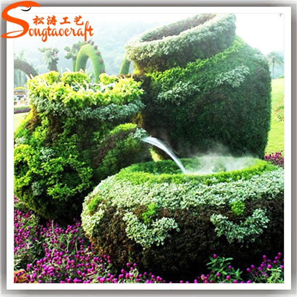 wholesale cheap price artificial topiary plant outdoor. Black Bedroom Furniture Sets. Home Design Ideas