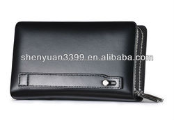 Simple Design wallet of men's wallet with leather wallet