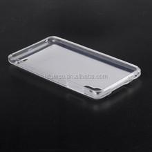 Advanced tpu pc cell phone case for Lenovo P780 (Transparent)