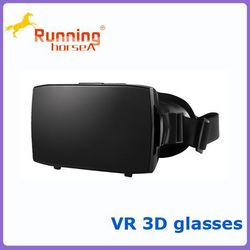 2015 New Fasion Factory direct sales Virtual Reality 3D VR Headset plastic google cardboard glasses