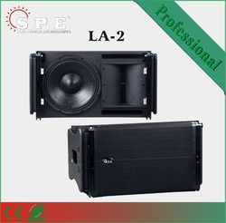 12inch passive line array speaker sound system, 2014 new product, waterproof outdoor performance