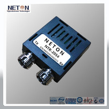 1*9 package SMF 1550nm optical transceiver for telecommunication of dual fiber 500Kbps 40km