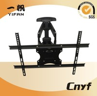 70 inches adjustable cantilever black tv support