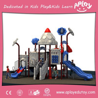Outdoor Playground Components for Outdoor Play Equipment