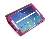 Latest Hot Selling PU leather tablet case cover for Samsung Tab S2 SM-T710 8inch with stand