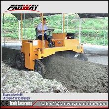 low price top quality wide compost turner