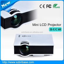 2015 good quality cheap HDMI mini led video projector mobile phone projector android