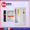 courier bags packing/graphic packaging bag/Adhesive poly bag
