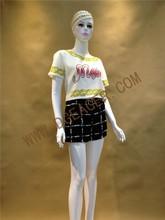 Original Design Fashion OEM Tops Ladies Print Short Sleeves Crop Tops