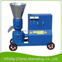 Feed pelletizer, poultry feed manufacturing machine