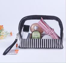 Korean fashion three-piece waterproof travel cosmetic bag large-capacity storage bag