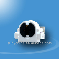 G5/T5 Fluorescent Lamp holder (YG045),End Fixing lampholder
